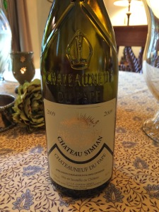 MOST PRESTIGIOUS WINE FROM THE SOUTHERN RHONE VALLEY