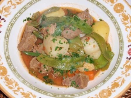 Navarin d 39 agneau lamb stew french recipes and cuisine for Navarin recipe