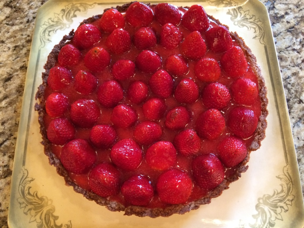 STRAWBERRY TART | French Recipes and Cuisine